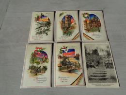 Beau Lot De 20 Cartes Postales Guerre 1914 - 1918  Armée  Soldat Allemand - Oorlog Leger Duitse ( Deutsche ) Soldaten - Cartoline