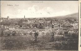 Saverne Vue Générale  CPA 1918 - Saverne