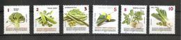 MACEDONIA NORTH,MAZEDONIEN, 2019,VEGETABLES,DEFINITIVE STAMPS,,MNH - Macedonia