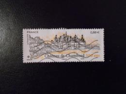 FRANCE YT 5331 CHATEAU DE CHAMBORD - Usati