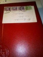 Lettre HANNUT 1923 Pour La France Bel Affr - Other