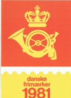 Denmark 1981. Full Year MNH. - Danimarca