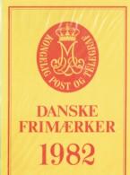 Denmark 1982. Full Year MNH. - Danimarca
