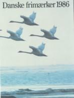 Denmark 1986. Full Year MNH. - Danimarca