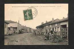51 - VERRIERES - La Mairie Et Le Presbytère ,#51/010 - Autres Communes