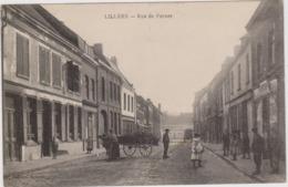 CARTE POSTALE   LILLERS 62  Rue De Pernes - Lillers