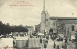 La Haute Garonne Pélerinage à Pibrac L'Arrivée D'un Pelerinage à L'Eglise RV - Pibrac