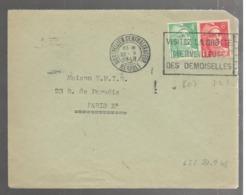 24356 - MONTPELLIER CENTRALISATEUR - Storia Postale