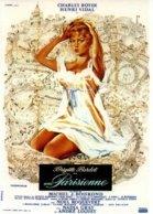 Réf. 642/ 1 CPM - Carte Postale Cinéma - Une Parisienne - Brigitte Bardot - Posters On Cards