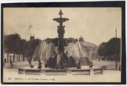 1057 . TROYES . LA FONTAINE ARGENCE . LL . - Troyes