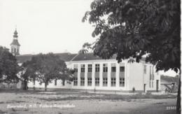 AK - NÖ - Zistersdorf (Bez. Gänserndorf) - Alte Volks Und Haupt Schule - 1955 - Gänserndorf