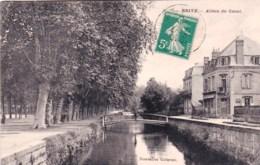 19 - Correze -  BRIVE -  Allée Du Canal - Brive La Gaillarde
