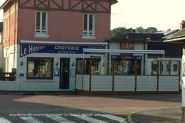 """Barneville-Carterêt (50)- Restaurant """"Le Hétier"""" (Tirage Limité) - Barneville"""