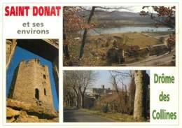 26 - SAINT DONAT - MULTIVUES - Frankrijk