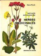 Hans Fluck - Petit Guide Panoramique Des Herbes Médicinales - Delachaux Et Niestlé 1977 - 187 Pp - TBE - Nature