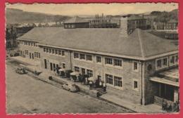 Jemelle - La Nouvelle Gare ... Qui Remplace Celle Détruite Par Les Allemands En Mai 1940  -1 - 1955 ( Voir Verso ) - Rochefort