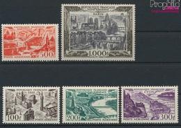 Frankreich 861-865 (kompl.Ausg.) Postfrisch 1949 Stadtbilder (9368289 - Frankreich