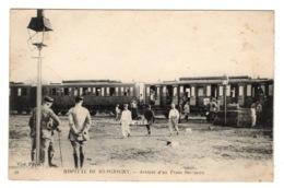 10 AUBE - MESGRIGNY L'hôpital, Arrivée D'un Train Sanitaire - Frankrijk