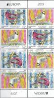 2019 Azerbaijan Aserbeidschan  Booklet   ** MNH  Europe Stamps Birds - 2019