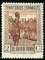 Guinea Española Nº 217 En Nuevo - Guinea Espagnole