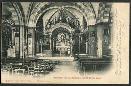 CP 05 Laus - Interieur De La Basilique De Notre Dame 1903 - France