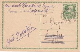 AUTRICHE  1913   ENTIER POSTAL/GANZSACHE/POSTAL STATIONERY CARTE DE ROKINITZ - Stamped Stationery