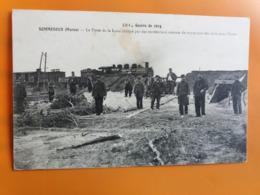 Sommesous - Guerre 14/18 - Francia