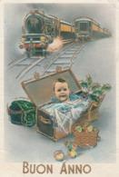 Cartolina  - Postcard /   Viaggiata - Sent/  Buon Anno - Anno Nuovo