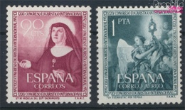 Spanien 1008-1009 (kompl.Ausg.) Postfrisch 1952 Eucharistischer Kongress (9360070 - 1931-Heute: 2. Rep. - ... Juan Carlos I