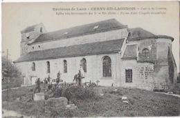 CPA De CERNY En LAONNOIS - Eglise - Frankreich