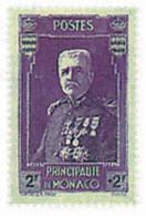 Ref. 600896 * HINGED *  - MONACO . 1937. PRINCIPALITY GARDENS AND PRINCE LOUIS II. JARDINES DEL PRINCIPADO Y PRINCIPE LU - Monaco