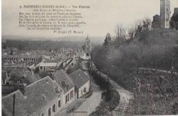 CPA De MONTFORT - LAMAURY - Vue Générale - Montfort L'Amaury