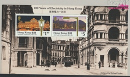 Hongkong Block15 (kompl.Ausg.) Postfrisch 1990 100 Jahre Elektrizität (9350513 - Nuevos