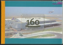 Hongkong 996-997MH (kompl.Ausg.) Markenheftchen Postfrisch 2001 Post Von Hongkong (9350507 - 1997-... Région Administrative Chinoise