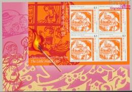 Hongkong Block141 Postfrisch 2005 Hans Christian Andersen (9350500 - 1997-... Région Administrative Chinoise