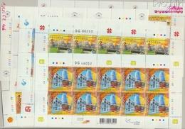 Hongkong 1345Klb-1362Klb Kleinbogen (kompl.Ausg.) Postfrisch 2006 Sehenswürdigkeiten (9350492 - 1997-... Région Administrative Chinoise