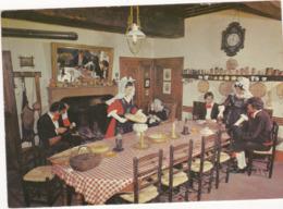Drome : ROMANS-sur-ISERE  : Folklorique EMPI Et RIAUME - Cuisine Dauphinoise - ( C.p.s.m. Photo Vérit. Grand Format ) - Romans Sur Isere