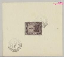 Belgique Bloc 4 (complète.Edition.) Oblitéré 1936 Borgerhout (9350458 (9350458 - Bélgica
