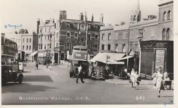 19 / 11 / 117. -  BLACKHEATH  VILLAGE  - C P  S  M. ANIMÉE - London