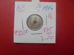 Albert 1er. 5 Centimes 1914 VL TRES BELLE QUALITE ! (A.1) - 1909-1934: Alberto I