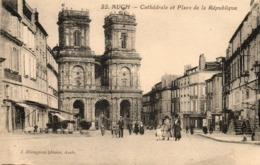 AUCH...place De La Republique - Auch