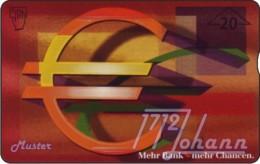 """TWK Österreich Privat: """"Bank Austria - Euro"""" Gebr. - Autriche"""