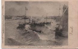 62-40584   -  BOULOGNE  Sur  MER   -  L' ALARME - Boulogne Sur Mer