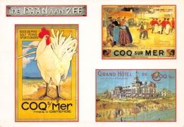 België West-Vlaanderen DE HAAN Coq Sur Mer  Chantecler     M 556 - De Haan