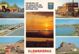 België West-Vlaanderen DE HAAN Coq Sur Mer  Groeten Uit Klemskerke      M 562 - De Haan