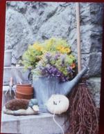 Petit Calendrier De Poche 2009 Jardin Pot Arrosoir Fleurs Canard.... - Calendars