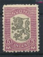 Finnland 102 Mit Falz 1918 Freimarken Waasa (9368526 - Finland