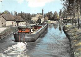 Digoin Canal Du Centre Péniches Péniche - Digoin