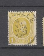 COB 205 Oblitération Centrale FALISOLLE - 1922-1927 Houyoux