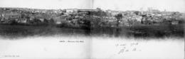 AUCH......carte Double Panoramique  Voir 2 Scans...J.TAPIE Photo Edit Auch - Auch
